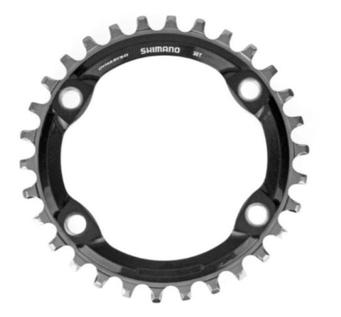 Shimano SM-CRM81 Single chainring for XT M8000, 30T
