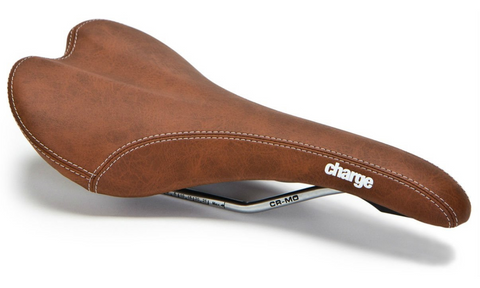 Charge Spoon Chromo Saddle - Brown/White