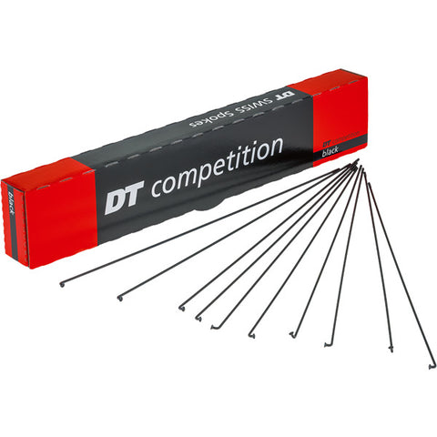 DT Swiss Competition Double Butted - Black / Each