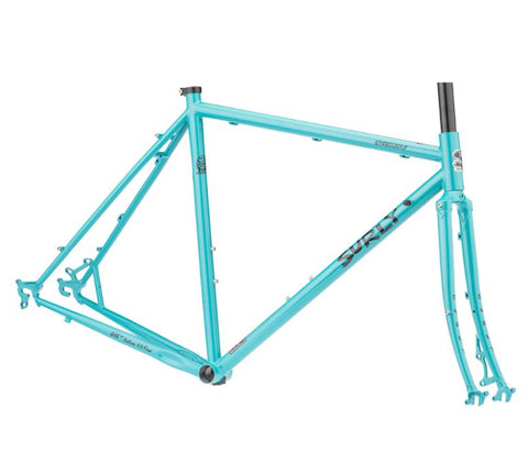 Surly Straggler Frameset - 650b - Chlorine Dream