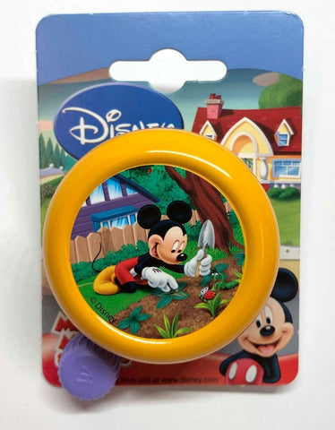 Disney Mickey Mouse Bike Bell - Yellow