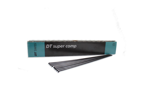 DT Swiss Super Comp Triple Butted - Black / Each