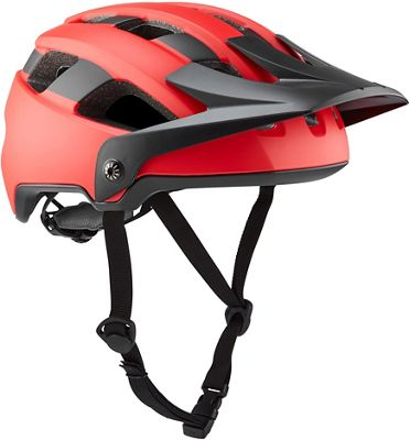 Brand-X EH1 Enduro MTB Cycling Helmet - Red Black
