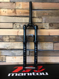 Manitou Circus Expert Suspension Forks - 20mm Black 2021