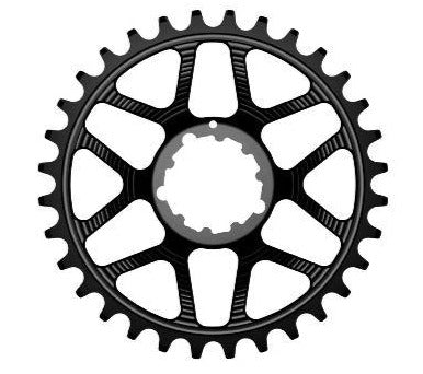 Works Components Narrow Wide Chainring - SRAM GXP