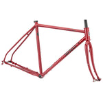 Surly Midnight Special Frameset - Red Sour Strawberry Spar