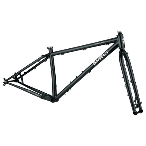 Surly Karate Monkey 27.5+ Frameset - Black