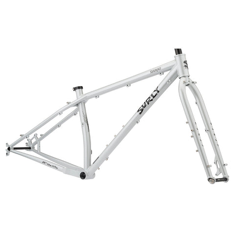 Surly Krampus Frameset - Silver