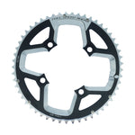 FSA Gossamer ABS Road Chainring (2x11, 110x50T, Black, 4h)