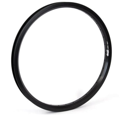 STRANGER CRUX RIM - MATT BLACK 36 HOLE