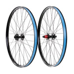 "Halo Vapour 35 Wheels - 27.5"" Stealth Finish"