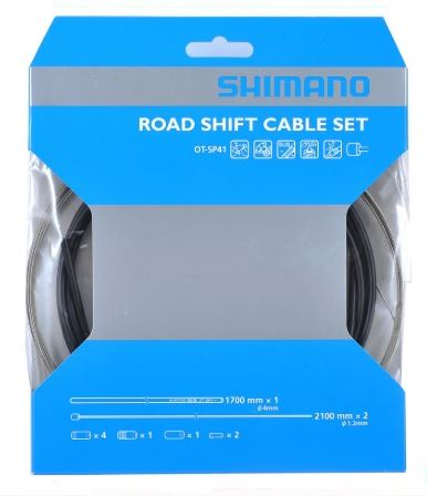 Recycled - Shimano Road Shift Cable Set (OT-SP41)