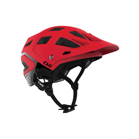 TSG Scope Helmet - Red/Black