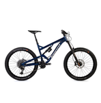 Identiti Mettle II RCX Complete Bike - Blue/Navy