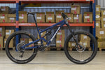 Identiti Mettle II R Complete Bike - Blue/Navy