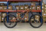 Identiti Mettle II R Complete Bike - Bronze/Rust