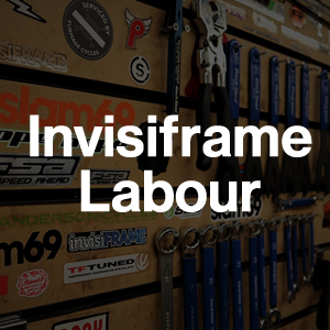 WORKSHOP BOOKING - Labour - Invisiframe : £75.00