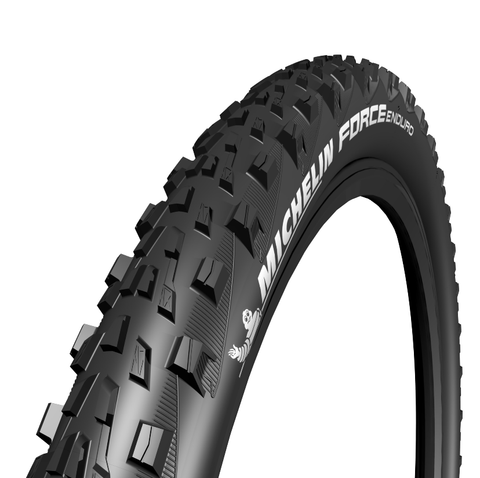 Michelin Force Enduro Tyres - Rear