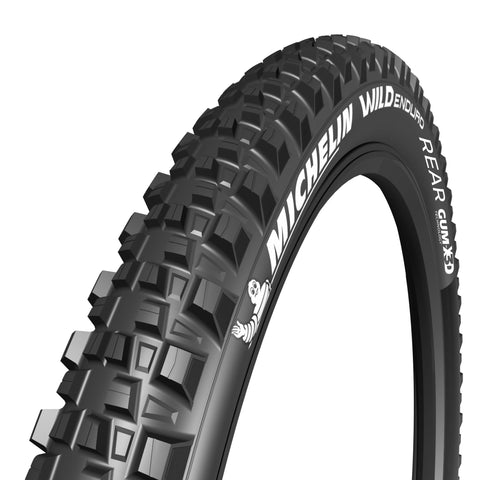 Michelin Wild Enduro Gum-X TS TLR Tyres - Rear