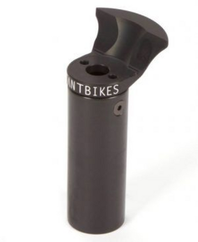 Mutant Bikes Peg Guard v2 Flat Black 4.25 inch