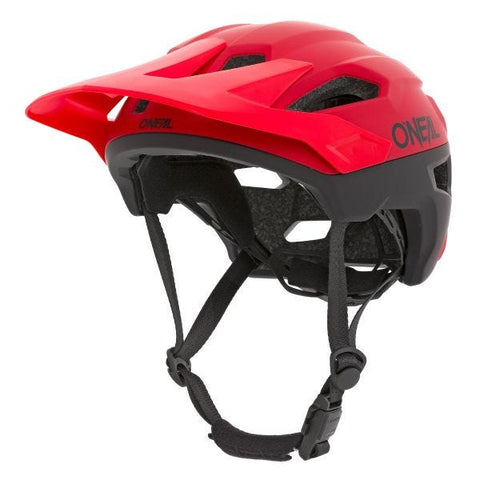 O'Neal Trailfinder Helmet Split Red