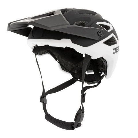 O'Neal PIKE Solid MTB Helmet - Black/White