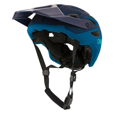 O'Neal PIKE Solid MTB Helmet - Blue/Teal