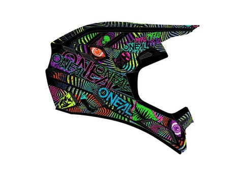 O'Neal Backflip Riot Full Face Helmet Multicolour (COMING SOON)