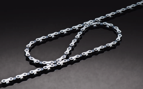 PYC P1003 10 Speed Chain - Silver