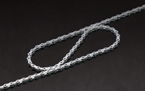 PYC P1102 11 Speed Chain - Silver