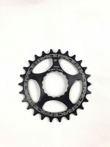 Recycled - Race Face Direct Mount Narrow/Wide Single Chainring (Ex Display)