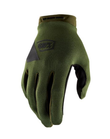 100% Ridecamp Glove - Fatigue