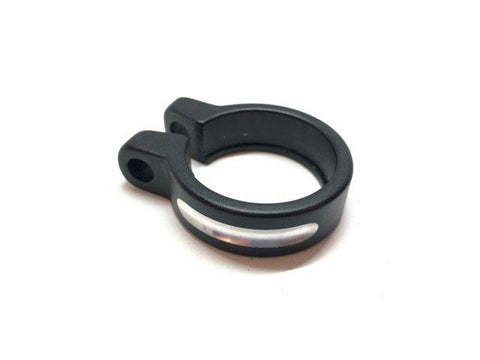 Recycled - Black Seat Clamp - 35mm No Bolt