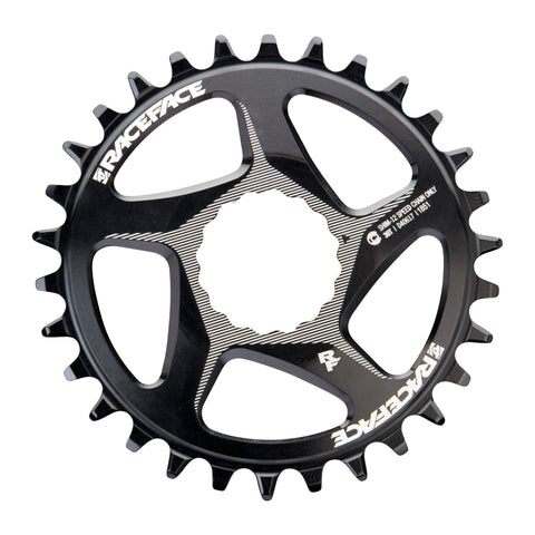 Race Face Direct Mount Shimano 12 Speed Chainring  Black