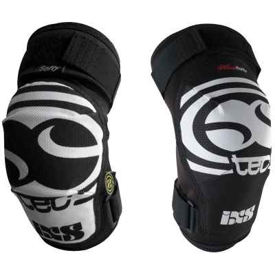 IXS Hack EVO Kids Elbow Pads 2017