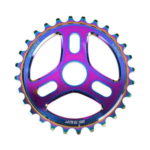 Salt Plus Trident Sprocket 25T Oil slick