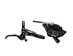 Shimano BR-M8020 XT bled I-spec-II compatible brake lever and calliper, rear, black