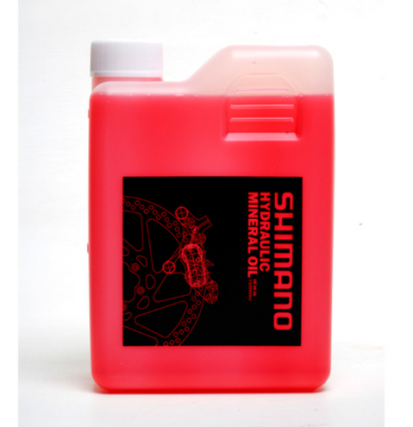 Shimano Hydraulic Disc brake mineral oil 1 litre