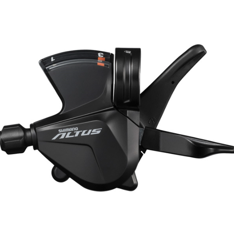 Shimano SL-M2000 Altus shift lever, band-on, 3-speed, left hand