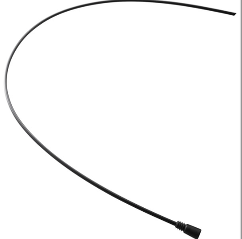 Shimano SM-BH59-JK straight connection hose for ST-RS685/BR-RS785, rear, 1700mm, black