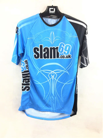 Slam69 Enduro Jersey Blue