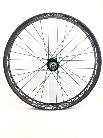 "(Slam69Built) DT Swiss BR710 26"" Wheel / Hope Pro4 Fatsno Rear Hub"