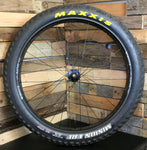 "(Slam69Built) Sun Ringle Mule Fut  80, Hope Fatsno with Maxxis FBF/FBR 27.5"" Wheelset"