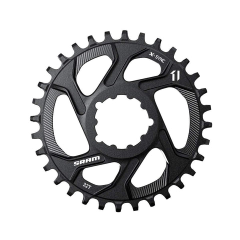 SRAM CHAIN RING X-SYNC 1X11 34T DIRECT MOUNT 6 DEGREE OFFSET