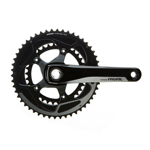 SRAM RIVAL22 CRANK SET GXP 175 50-34 YAW GXP CUPS NOT INCL