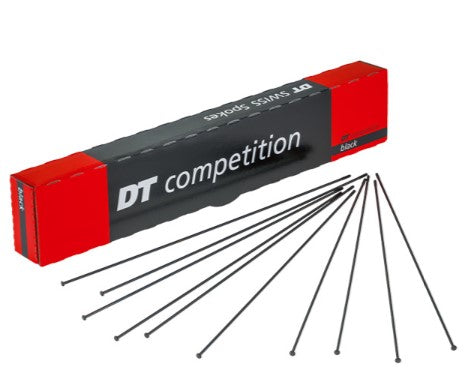 DT Swiss Competition Spokes Straight Pull - Black Each