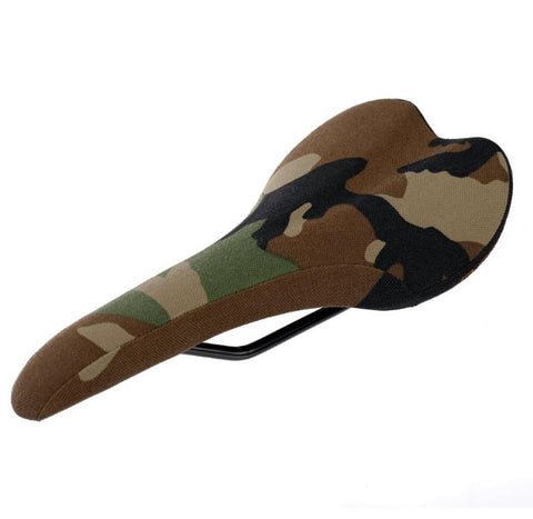 Gusset R-Series Saddle - Camoflage
