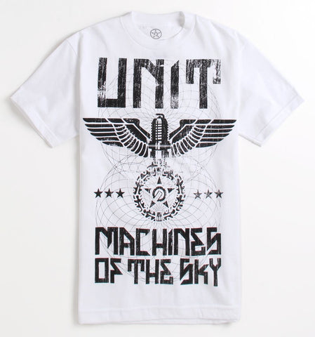 Unit T-Shirt - Wings (Machine of the Sky)