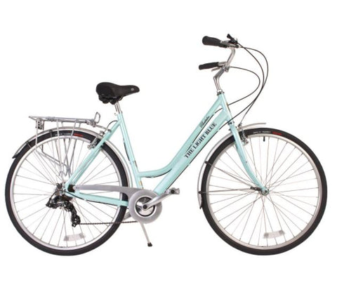 The Light Blue Chesterton 7spd Step-Thru