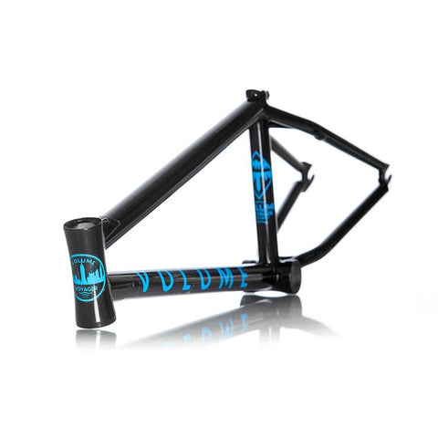 Volume Voyager Frame - Gloss Black